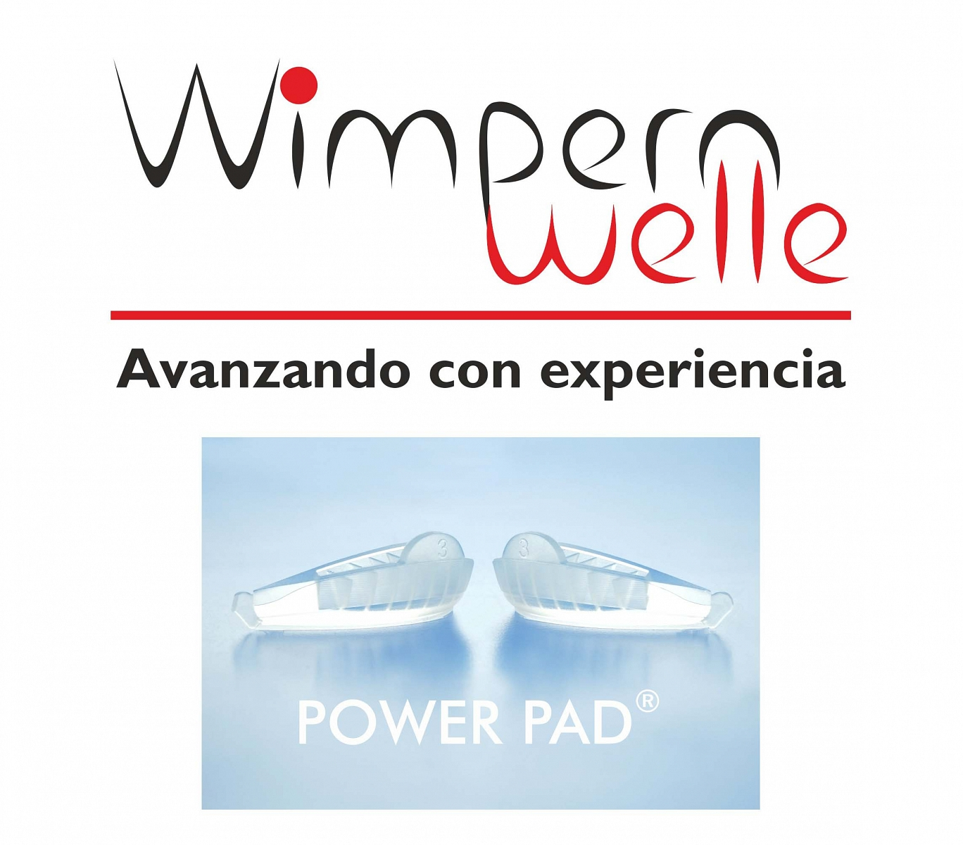 Category: WIMPERNWELLE LIFTING POWER PAD