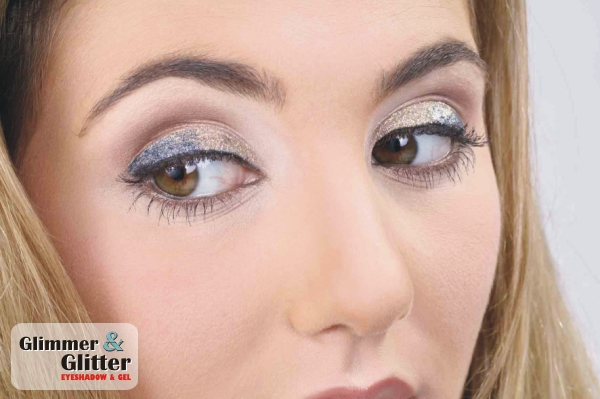 GLIMMER & GLITTER Eyeshadow